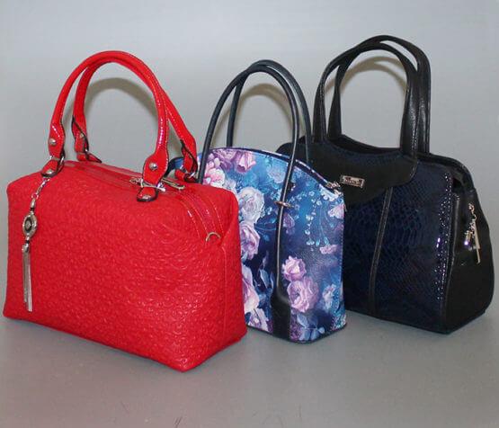 Женские российские сумки